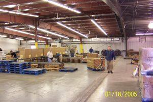 Elm City Center, Jacksonville Illinois - Packaging